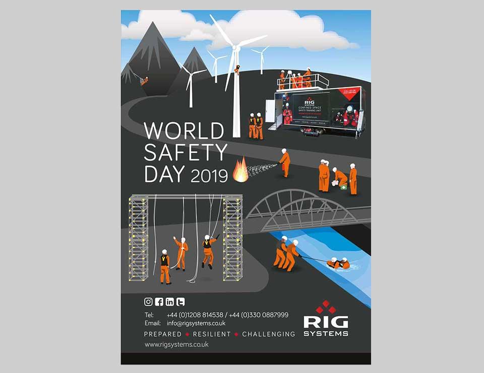 Company Infographic Design